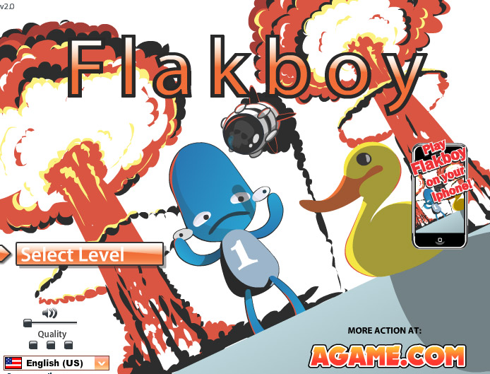 Click Here to play Flakboy 1