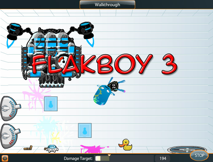 Click Here to play Flakboy 3