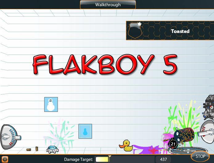 Click Here to play Flakboy 5